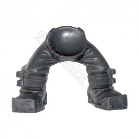 Jambes de Motards Ork