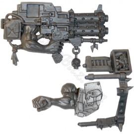 Deffgun B Lootas Ork