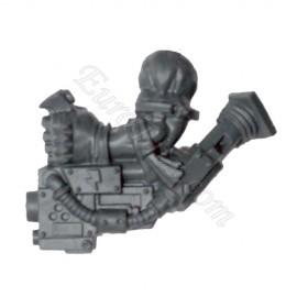 Left Arm C slugga Ork
