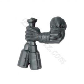 Left Arm D Grenade Ork