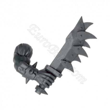 Right Arm A Sword Ork