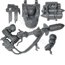 Rokkit launcher Pack Boyz ork