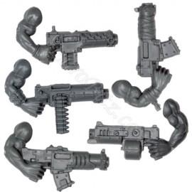 Ork Boys Guns
