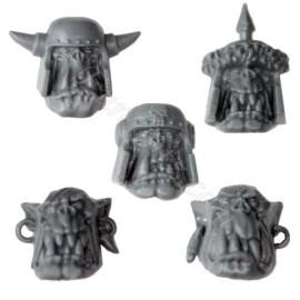 Ork Boys Heads