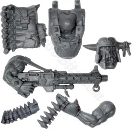 Ork Boys Biggun Kit