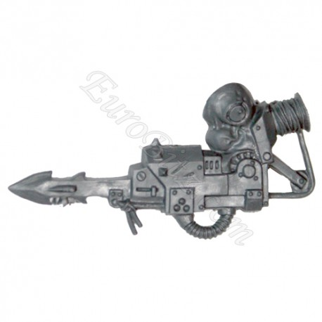 Left Arm E Bionik Nobz Ork