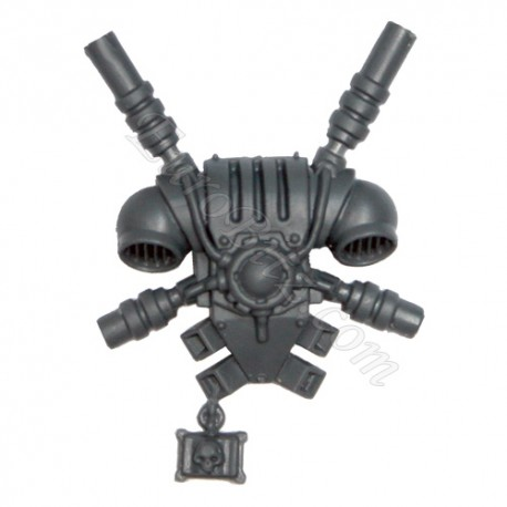 Backpack E Teleporter Grey Knight