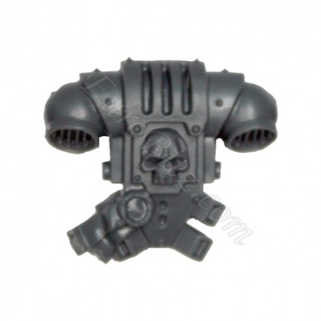 Backpack C Grey Knight