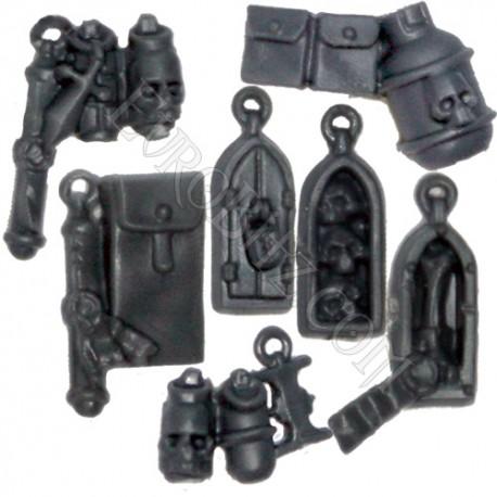 Pack Accessoires CG
