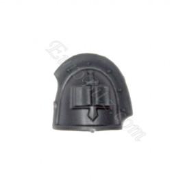 Shoulder Pad D Grey Knight