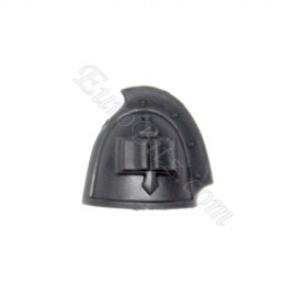 Shoulder Pad F Grey Knight