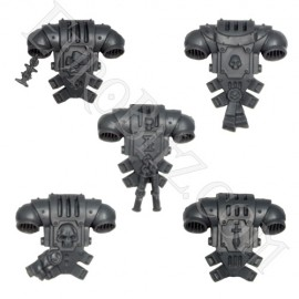 Grey Knights Back-pack