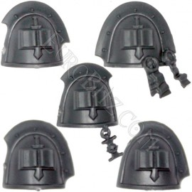 Grey knight Shoulder Pad Pack B
