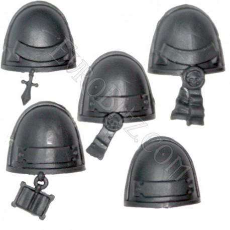 Grey Knights Shoulder Pads pack 1