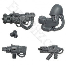Grey Knights Assault Weapons pack