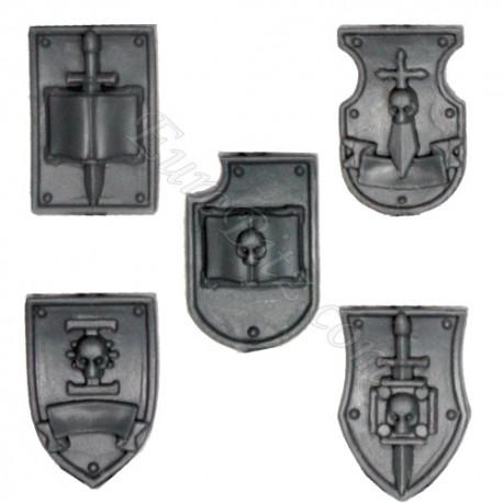 Shield Paladin Pack GK