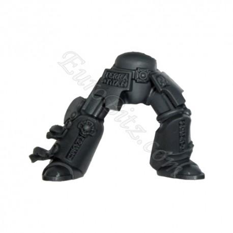 Jambes A Terminator CG