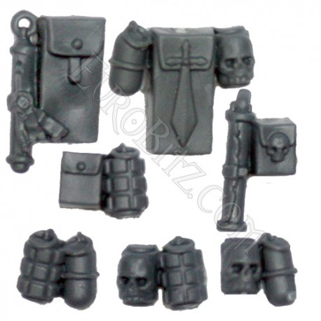 Accessories pack A Terminator GK