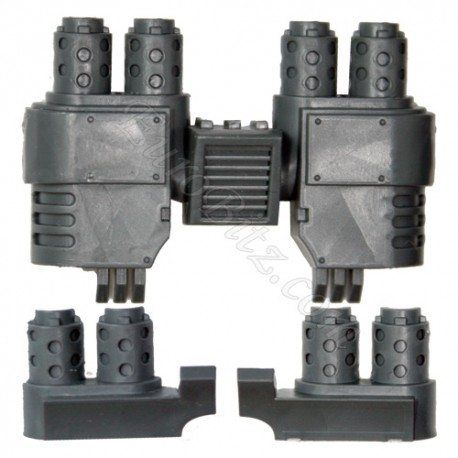 Exhaust & Engine Nemesis Dreadknight