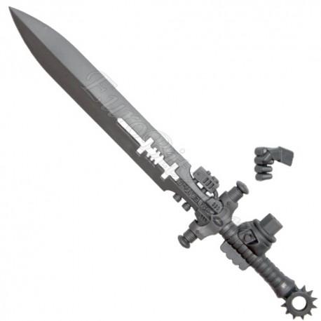 Nemesis Geat Sword Nemesis Dreadknight