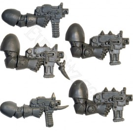 Chaos Space Marines Bolt-Pistols