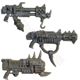 Chaos Space Marines Assaut Weapons