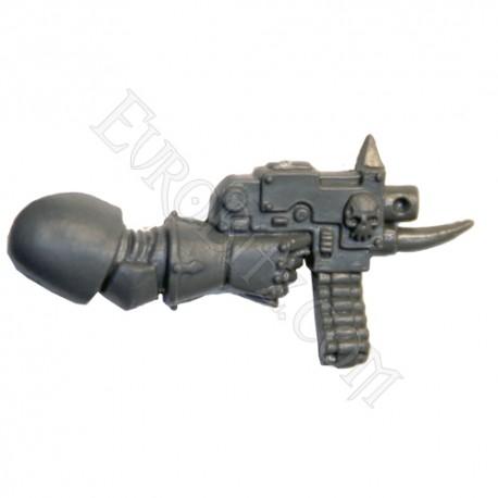 Pistolet Bolter A bras droit SMC