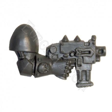 Pistolet Bolter B bras droit SMC
