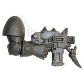 Pistolet Bolter D bras droit SMC