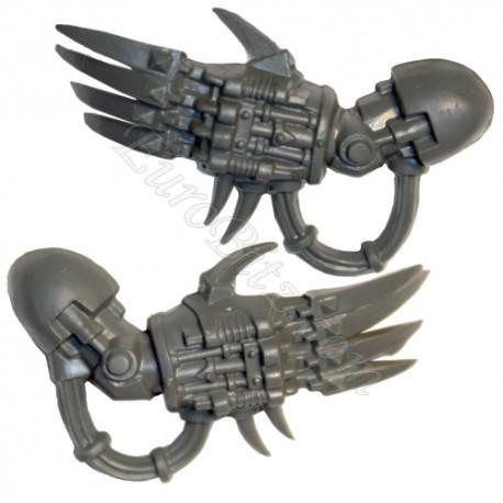 Lighting claw  Lord Terminator