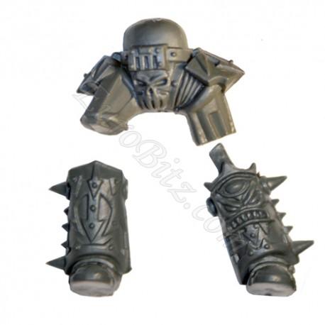 Jambes Seigneur Terminator