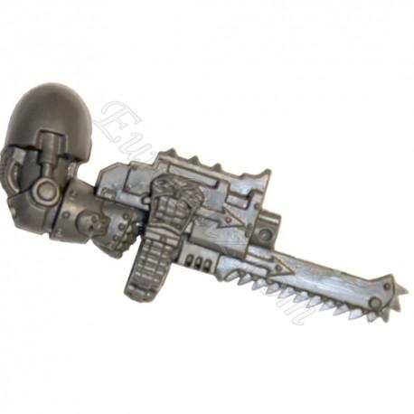 Twin Boltgun C right arm Lord Terminator