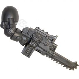 Bolters Jumelés Droit A Terminator
