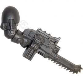 Twin Boltgun A right arm Terminator