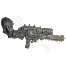 Combi melta boltgun right arm Lord Terminator