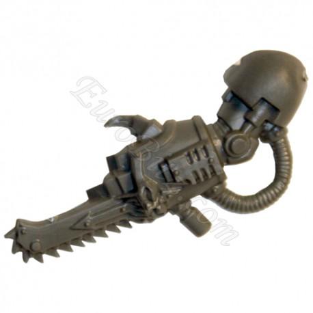 Poing tronçonneur Terminator