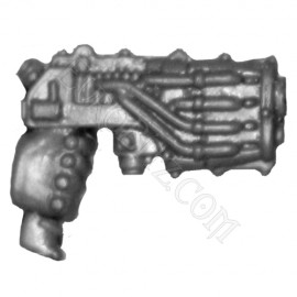 Pistolet Plasma Berserk de Khorne