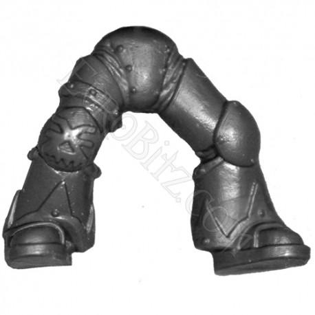 Legs A Khorne's Berserkers