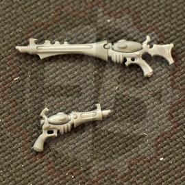 Armes de tir Cabalites