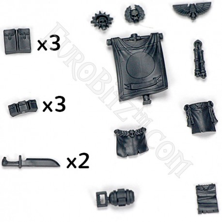 Space Marines V6 Accessories
