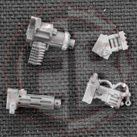 Douilles d'armes FlashGitz