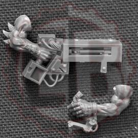 Bras armé de FlashGitz A