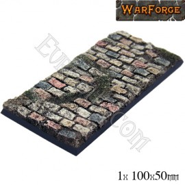 Cobblestone bases 100x50mm