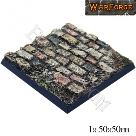 Cobblestone bases 50mm