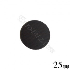 Aimants Socle 25mm Rond