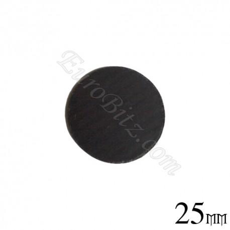 Aimants Socle 25mm Rond