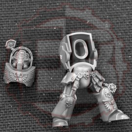 Corps de Champions Terminators Blood Angels Pack D