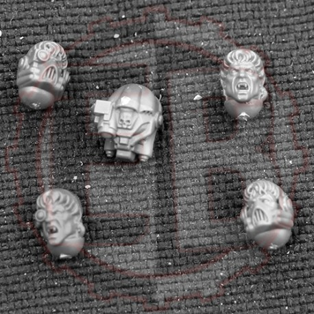 Balise de téléportation Terminators Blood Angels