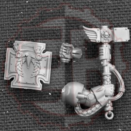 Balise de téléportation Terminators Blood Angels