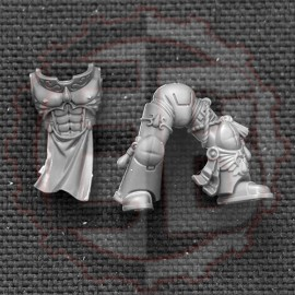 Arme Combinée d'escouade tactique Blood Angel